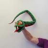 Marioneta de mano serpiente