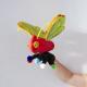 Marioneta de guante mariposa