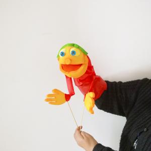 Marionetas de boca