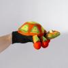 Títere de guante tortuga