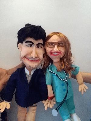 Marionetas personalizadas