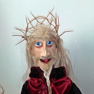 Marioneta de hilo